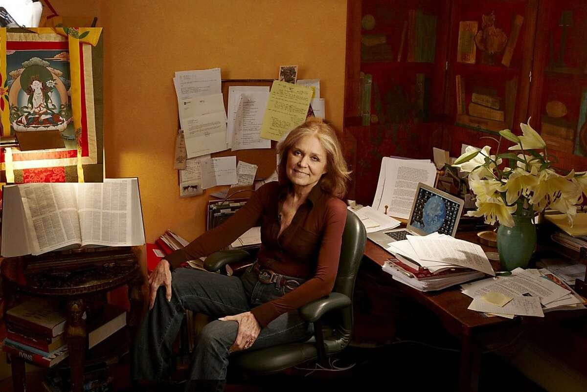 GLORIA: IN HER OWN WORDS: Gloria Steinem.