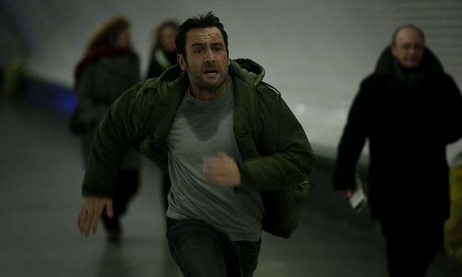 Gilles Lellouche in POINT BLANK, a Magnolia Pictures release. Photo: Courtesy Of Magnolia Pictures.