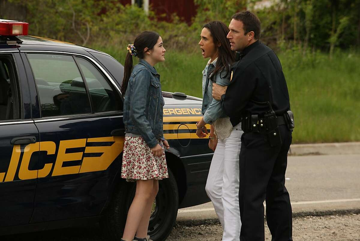 Jennifer Connelly and Isabelle Fuhrman in SALVATION BOULEVARD.
