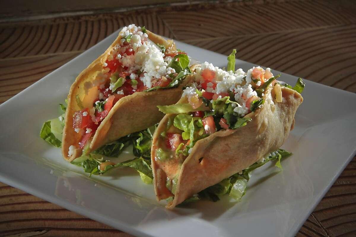 The Tacos de Camaron atTamarindo Restaurant in Oakland, Calif., is seen on July 23rd, 2011.
