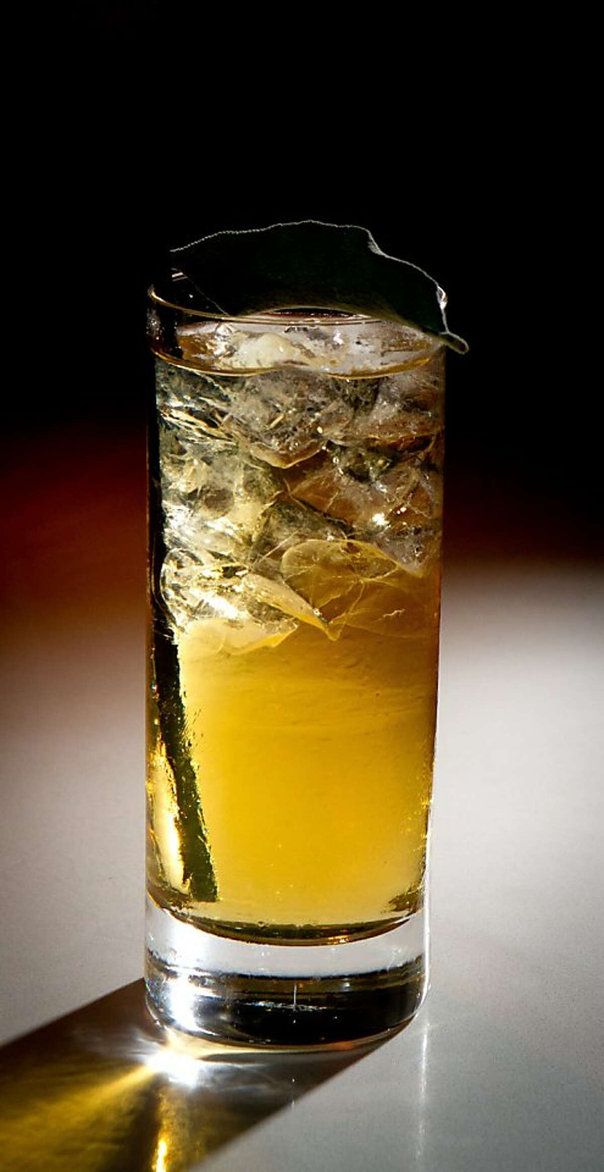 The Harlan County Highball at 25 Lusk Restaurant in San Francisco, Calif., is seen on August 4th, 2011.