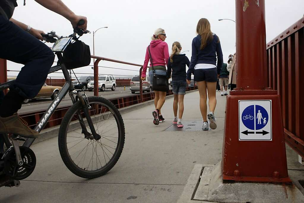 Walk Across The Golden Gate Bridge California Alltrails Com