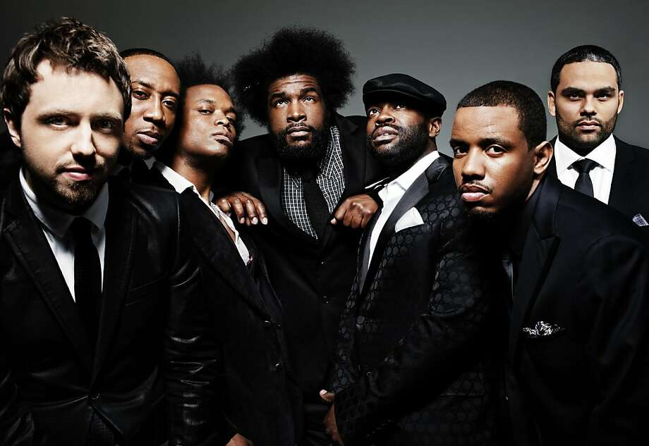The Roots. Photo: Def Jam