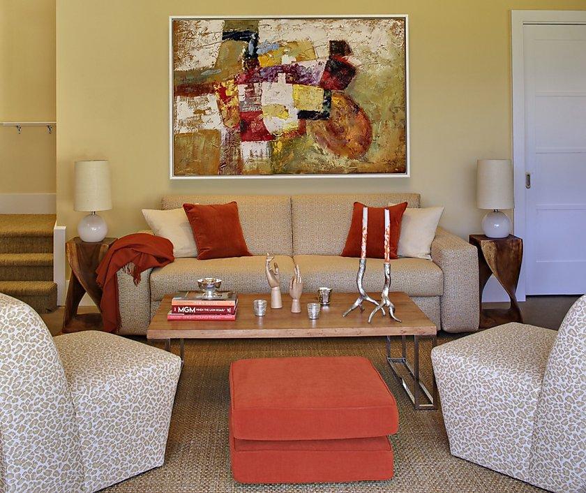 Interior Designer Jean Larette Transforms Guest House