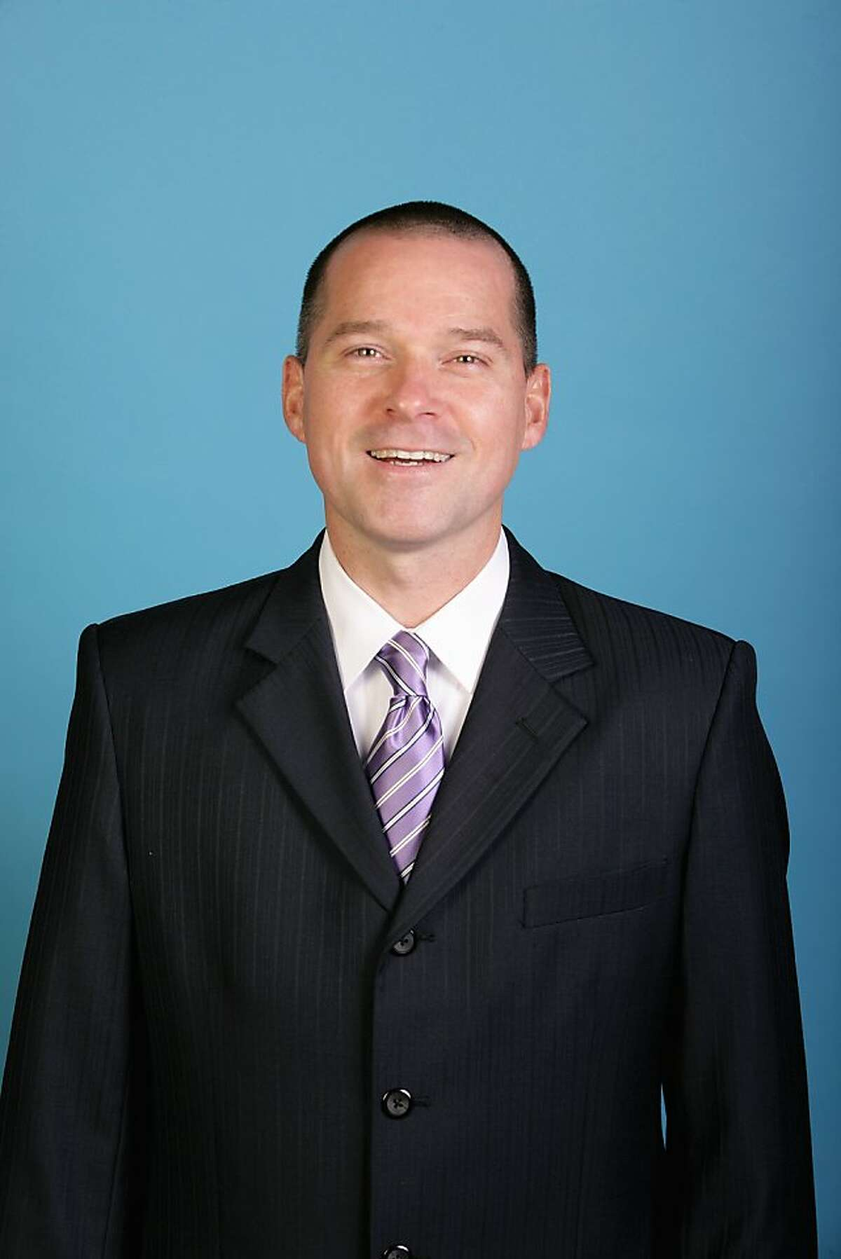 Michael Malone, assistant coach, Warriors, 2011.