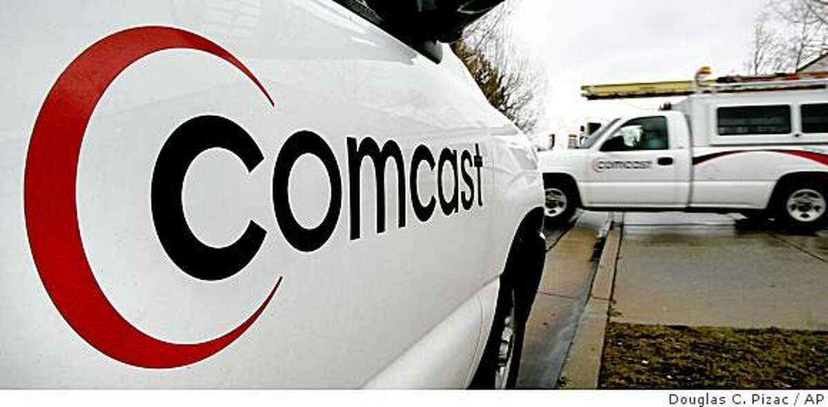 Comcast promised today that it would no longer target and block file-sharing protocols such as San Francisco?s BitTorrent.The nation?s largest cable provider said it would work with BitTorrent and ultimately other peer-to-peer file sharing technology providers to come up with new ways to speed traffic efficiently. Comcast said it would still manage traffic during peak periods but would not discriminate on specific applications, a recent practice that prompted federal scrutiny and pressure.