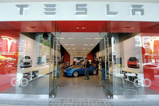 Tesla Motors Loss Grows With R D Costs Sfgate