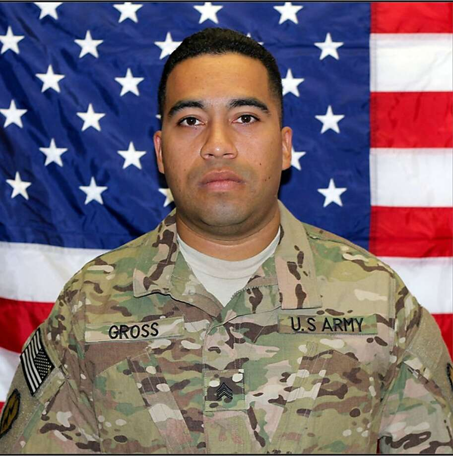 Sgt. William GrossPaniagua of Daly City, who was killed in Afghanistan on July 31, 2011. Photo: Department Of Defense