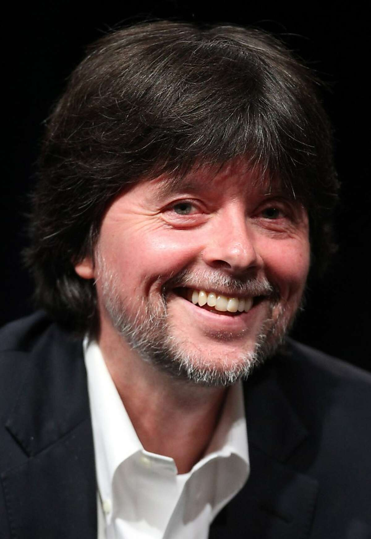 BEVERLY HILLS, CA - JULY 31: Filmmaker Ken Burns speaks during the 'Prohibition' panel during the PBS portion of the 2011 Summer TCA Tour held at the Beverly Hilton Hotel on July 31, 2011 in Beverly Hills, California.