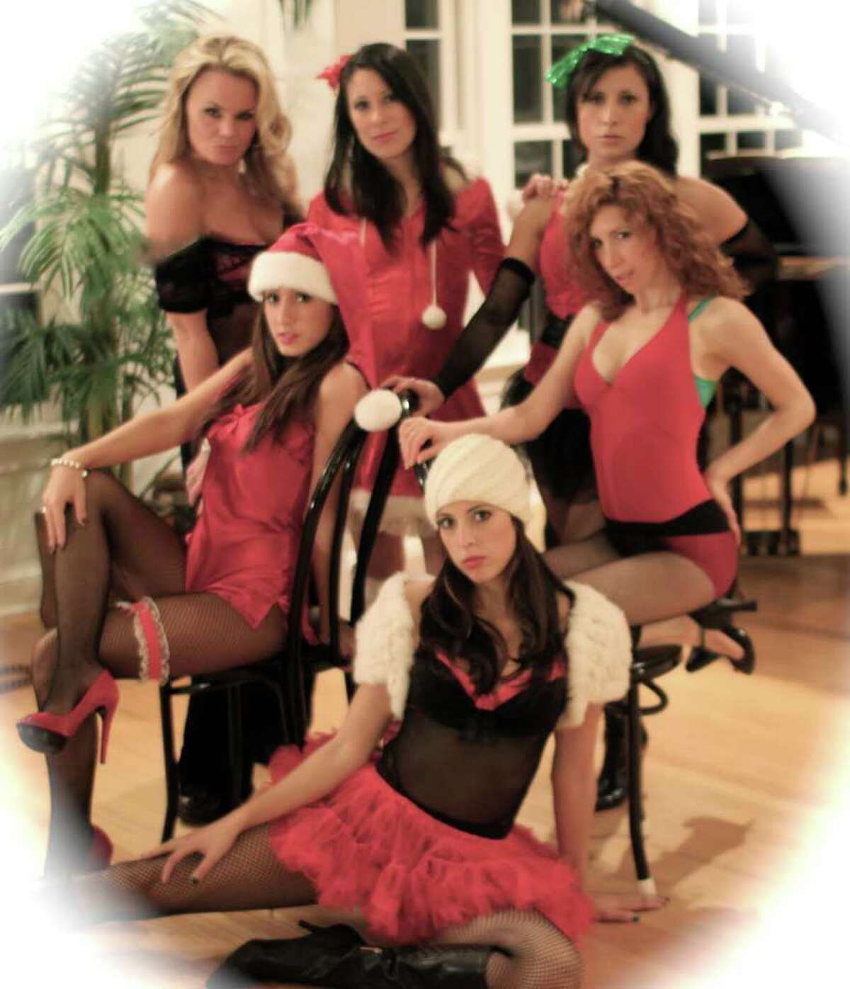 ìSantaís Babies: A Holiday Burlesque Showî will be presented Saturday at the Palace Theater in Danbury.