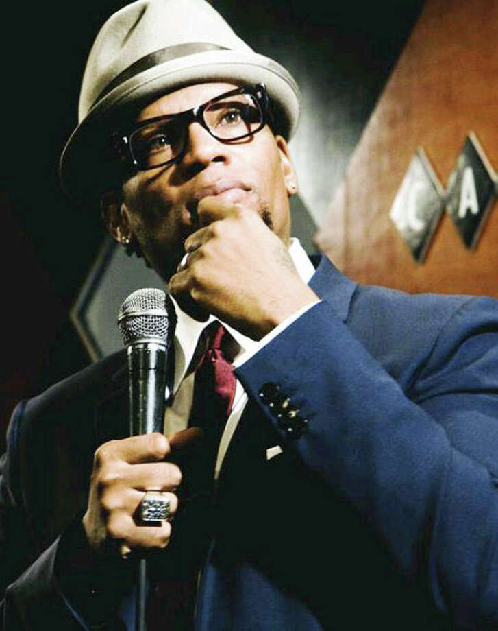 D.L. Hughley's social commentary and comedy is biting and often bleak. Courtesy photo Photo: Courtesy Photo