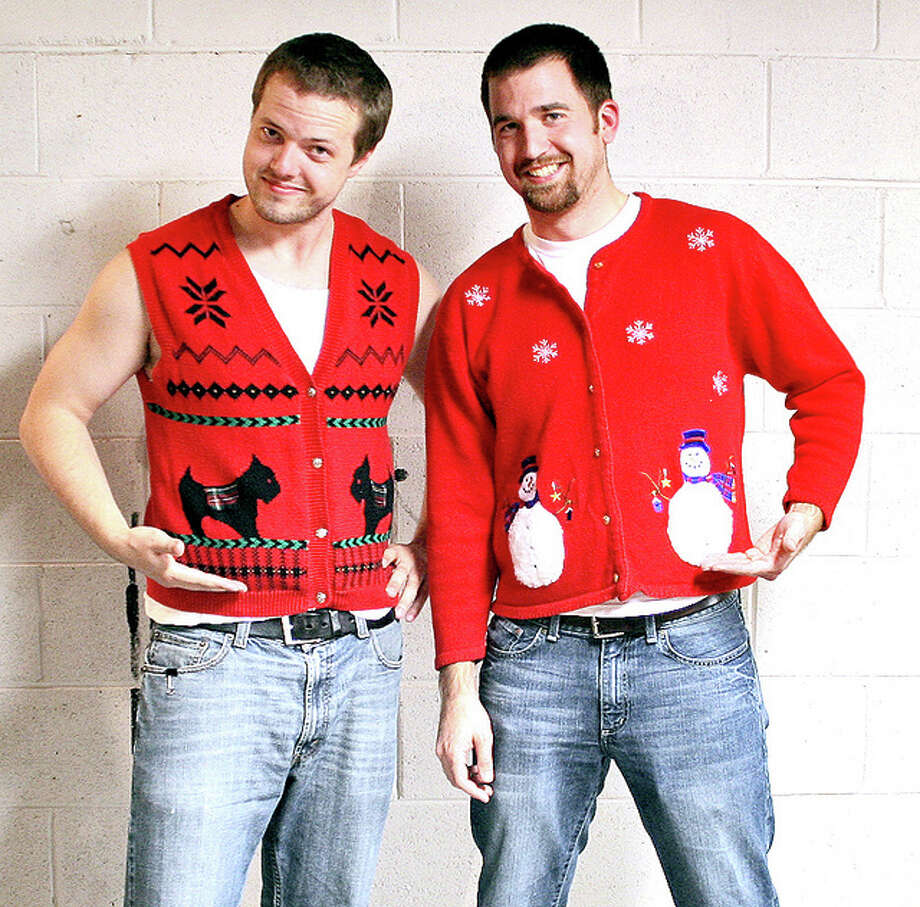 That's hot. Ok, not really.  TheUglySweaterShop, Flickr Photo: TheUglySweaterShop, Flickr