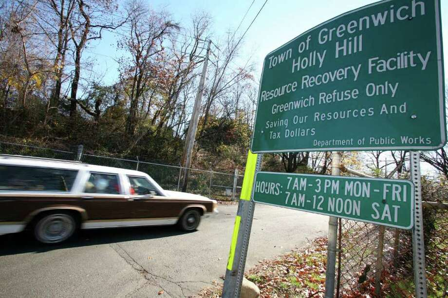 A proposed multi-million dollar project to renovate Holly Hill transfer facility in Chickahominy got the backing of the Board of Selectmen Thursday. The transfer station is seen here on Friday, Nov. 18, 2011. Photo: David Ames / Greenwich Time