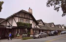 Hofsas House, Carmel Carmel, Calif --  Christine Delsol / Special to SFGate ONE-TIME USE; CONTACT PHOTOGRAPHER FOR REUSE