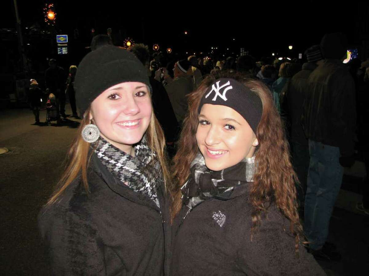 Were you Seen at the Saratoga Springs Victorian Streetwalk on Dec. 1, 2011?