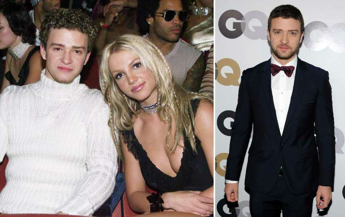 Britney's former beau Justin Timberlake celebrated his birthday on January 31 this year. We're glad to see Timberlake has seriously updated his style since the *NSYNC days!