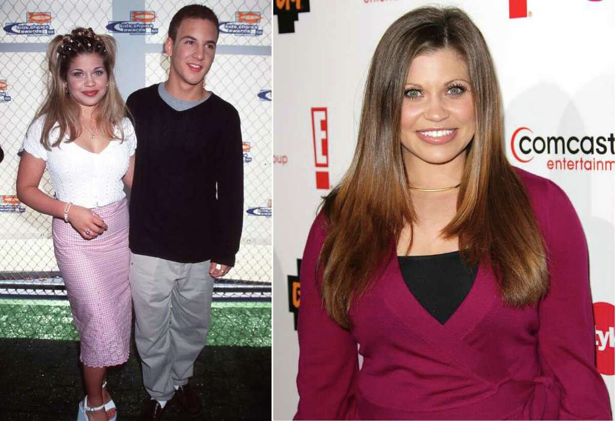 Most people know actress Danielle Fishel simply as