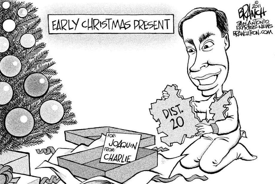 Early Christmas Present Photo: John Branch