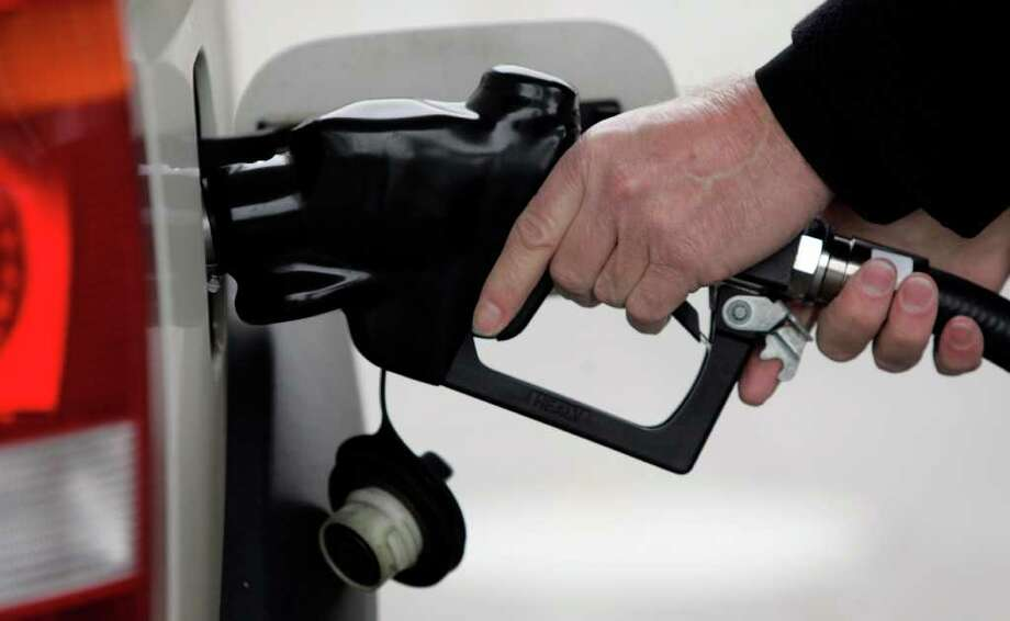 Seventy-one percent of the gas pump handles tested in Dallas, Atlanta, Chicago, Los Angeles, Miami and Philadelphia had contaminants indicating a high risk for illness transmission, according to a Kimberly-Clark Professional project. Photo: Paul Sakuma, Staff / AP
