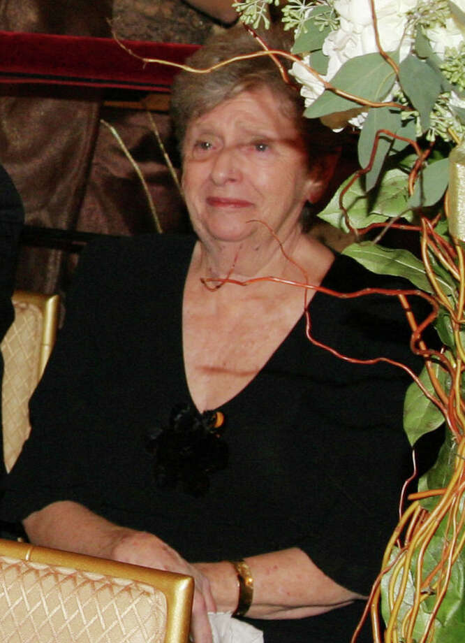 In this undated family photo provided by Bruce Zimmerman, Lenore Zimmerman is shown. Zimmerman, 85, who arrived in a wheelchair for a flight at New York's Kennedy Airport on Tuesday, Nov. 29, 2011, said that she was required to go through a strip search after she asked to be patted down instead.  She was concerned that passing through the airport's body scanner would interfere with her defibrillator. (AP Photo/Zimmerman Family Photo)