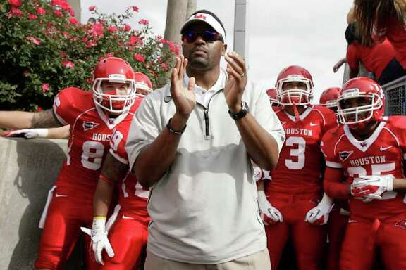 University of Houston head coach Kevin Sumlin was considered the runaway leader for the A&M job. Now, sources say many candidates will be interviewed.