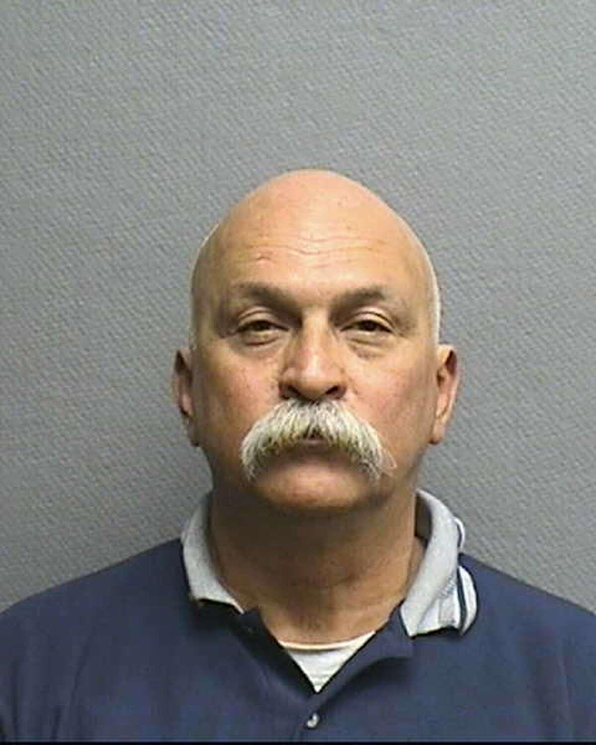 This is a photo of Lawrence Chapa, who was working as a government informant when he was driving a truck that was fatally attacked in Houston. Chapa, 53, was from Houston. This shot is from 2/4/2010 when he was arrested by HPD for possession of a controlled substance. Photo by HPD