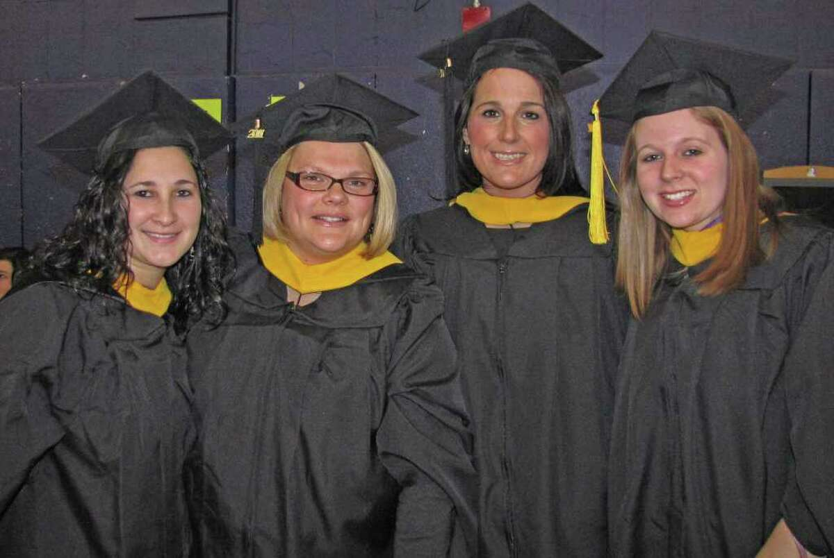 Were you Seen at the UAlbany winter commencement on Sunday, Dec. 4?