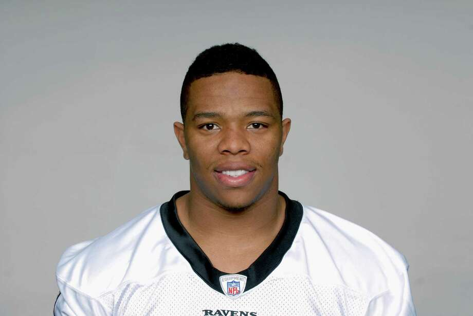 This is a 2009 photo of Ray Rice of the Baltimore Ravens NFL football team. This image reflects the Baltimore Ravens active roster as of Tuesday, June 29, 2010. (AP Photo) Photo: Anonymous, FRE / NFLPV AP