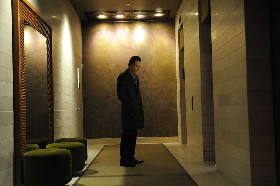 Actor Michael Fassbender as ÒBrandonÓ on the set of SHAME. Photo: Abbot Genser, Fox Searchlight