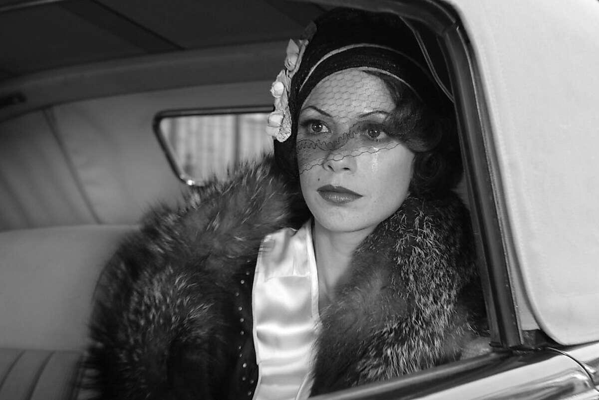Berenice Bejo as Peppy Miller in Michel Hazanavicius's film THE ARTIST