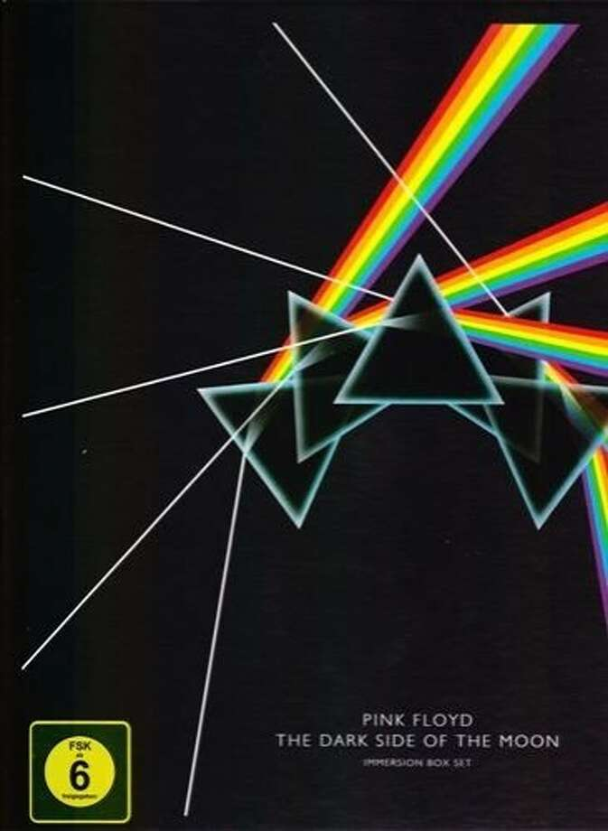 """Pink Floyd """"Dark Side of the Moon"""" Immersion Box Set 2011 Photo: Capitol"""