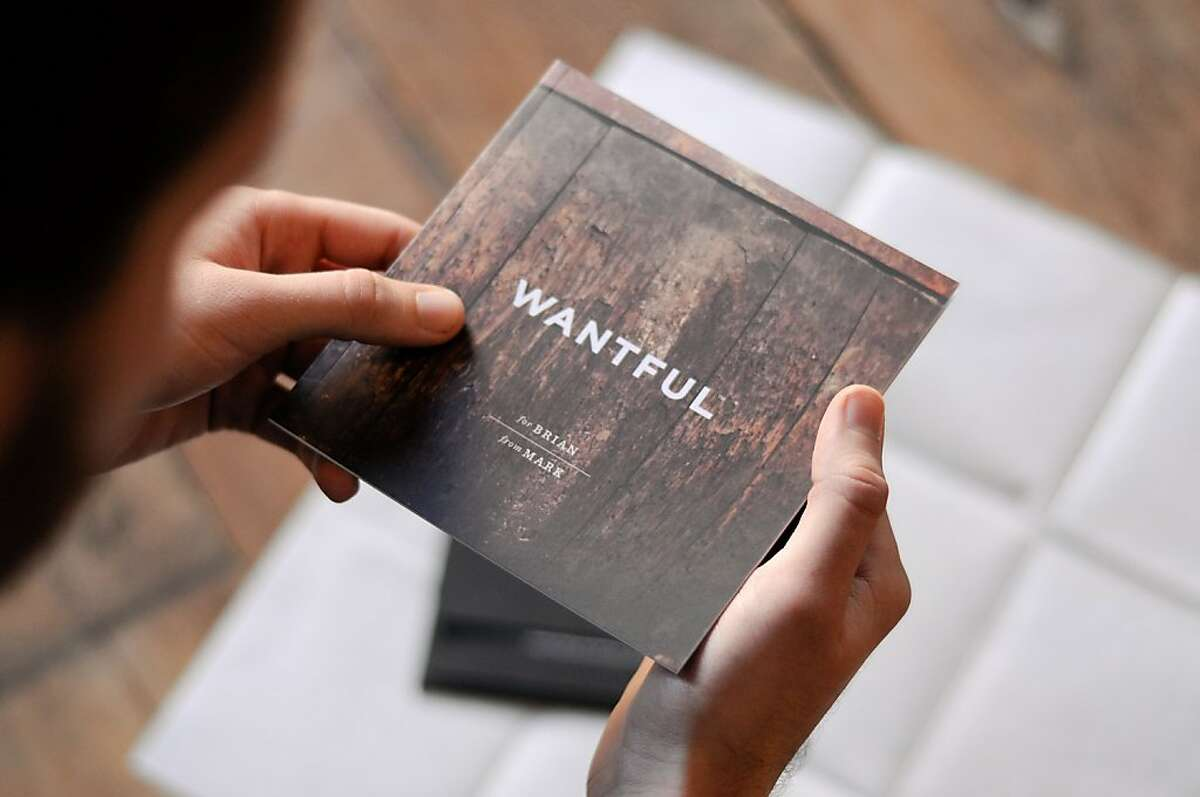 Instead of bland plastic cards, Wantful.com is betting shoppers will prefer sending customized catalogs that arrive tucked inside embossed mailers and sleek, black Japanese washi wrapping and feature personalized, 16-item selections of gift items from artisanal, unusual brands