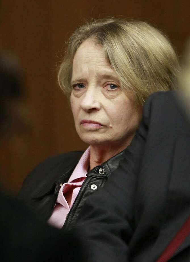 Former longtime San Francisco lab technician Deborah Madden appears for her arraignment for drug possession in a South San Francisco, Calif., courtroom, Monday, April 5, 2010. The San Francisco police crime lab was shut March 9, 2010 amid allegations in December that Madden stole cocaine evidence. Madden was in court on Monday on an unrelated charge to the lab scandal. (AP Photo/Paul Sakuma)   Ran on: 04-06-2010 Former lab technician Deborah Madden pleaded not guilty Monday to a felony cocaine possession charge that is not directly related to the drug lab scandal. Ran on: 04-06-2010 Former lab technician Deborah Madden pleaded not guilty Monday to a felony cocaine possession charge that is not directly related to the drug lab scandal.  Ran on: 04-14-2010 Ex-lab technician Deborah Madden said she put trace cocaine in bindles and took it home. Ran on: 04-14-2010 Ex-lab technician Deborah Madden said she put trace cocaine in bindles and took it home. Ran on: 04-16-2010 Deborah Madden has left her job at the lab, but has not been charged in connection with the allegations. Ran on: 04-20-2010 Deborah Madden, a longtime technician at the San Francisco police crime lab, is suspected of stealing cocaine booked as evidence. Ran on: 04-20-2010 Deborah Madden, a longtime technician at the San Francisco police crime lab, is suspected of stealing cocaine booked as evidence. Ran on: 04-25-2010 Deborah Madden is suspected of stealing evidence.  Ran on: 05-23-2010 Deborah Madden is suspected of taking drugs from a crime lab.  Ran on: 05-26-2010 Deborah Madden Ran on: 05-26-2010 Deborah Madden  Ran on: 06-12-2010 Deborah Madden is suspected of stealing crime-lab drugs.  Ran on: 06-15-2010 Deborah Madden's domestic violence conviction was disclosed. Ran on: 06-15-2010 Deborah Madden's domestic violence conviction was disclosed.  Ran on: 07-13-2010 Accused ex-lab tech Deborah Madden's work plays a pivotal role in the disputed case. Photo: Paul Sakuma, AP