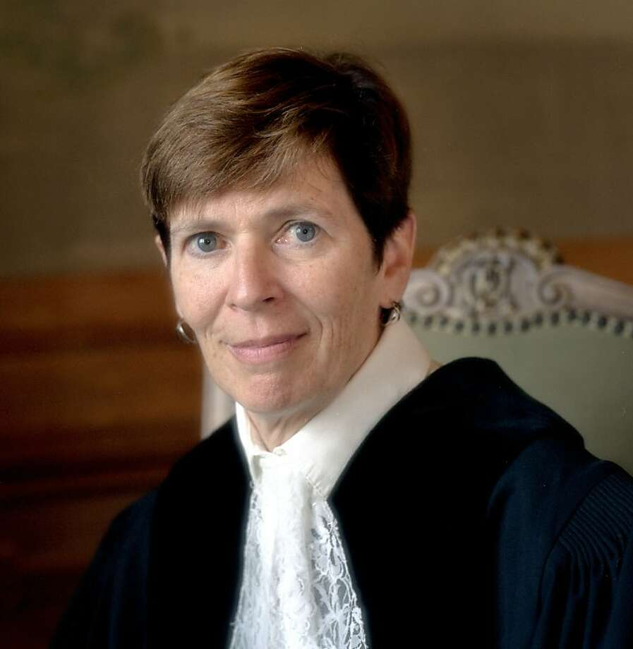 World Court Judge Joan Donoghue Photo: The American Society Of ..., ... International Law