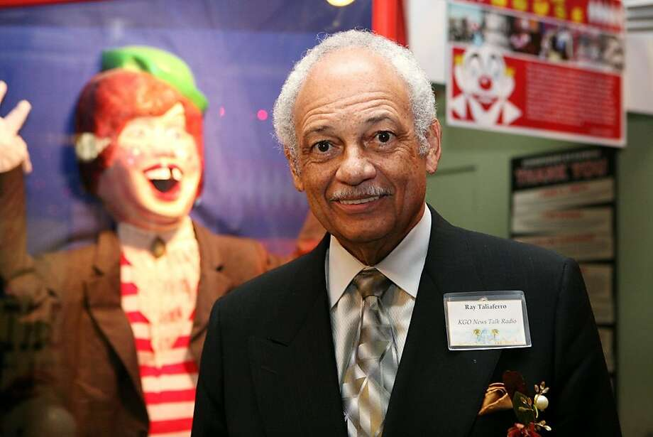 Ray Taliaferro Photo: Sarah Adler