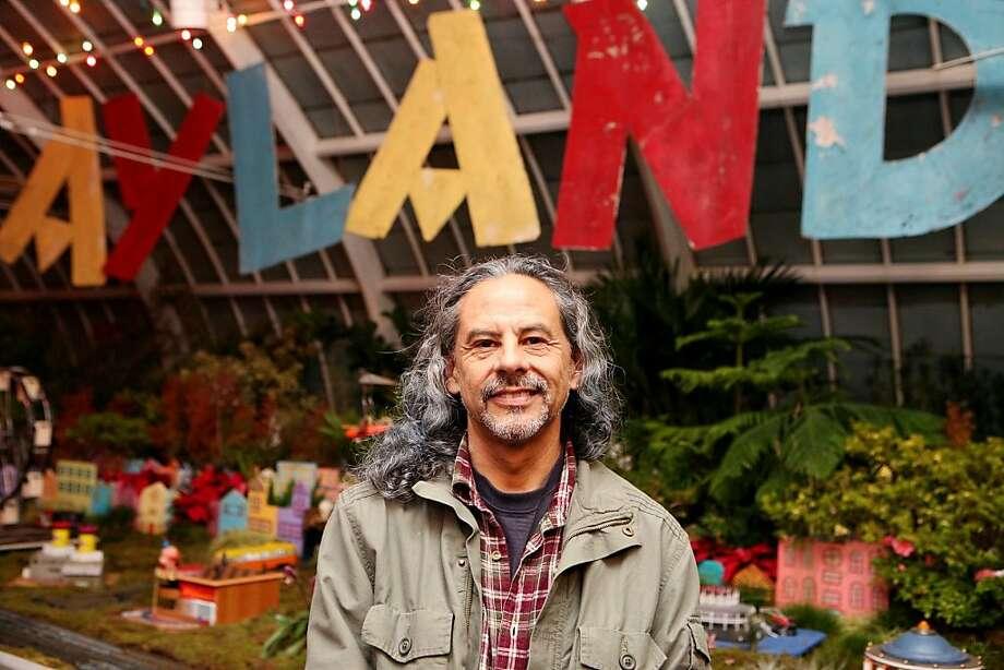 Mario Vega Photo: Sarah Adler
