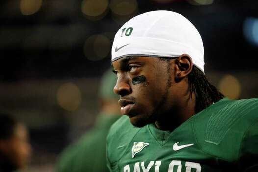 Robert Griffin III Baylor QB Photo: Sharon Ellman / FR170032 AP