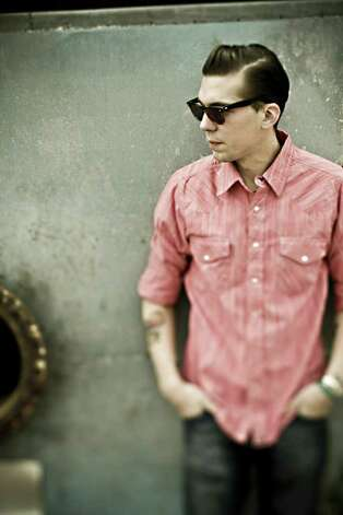 Justin Townes Earle will perform at the Daniel Street nightclub in Milford Thursday night, Dec. 8. Photo: Contributed Photo