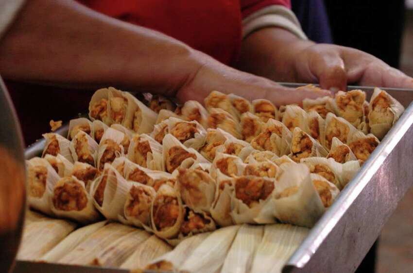 Delicious Tamales - Best Tamales These tamales are famous enough to get served at the Cowboy Breakfast, and win awards after awards in the annual Reader's Choice. There are six locations in San Antonio.