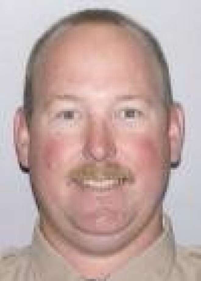 Marin County sheriff's Deputy Jim Mathiesen, who was shot to death July 18, 2011, while interceding in a friend's domestic dispute. Photo: Marin County Sheriff