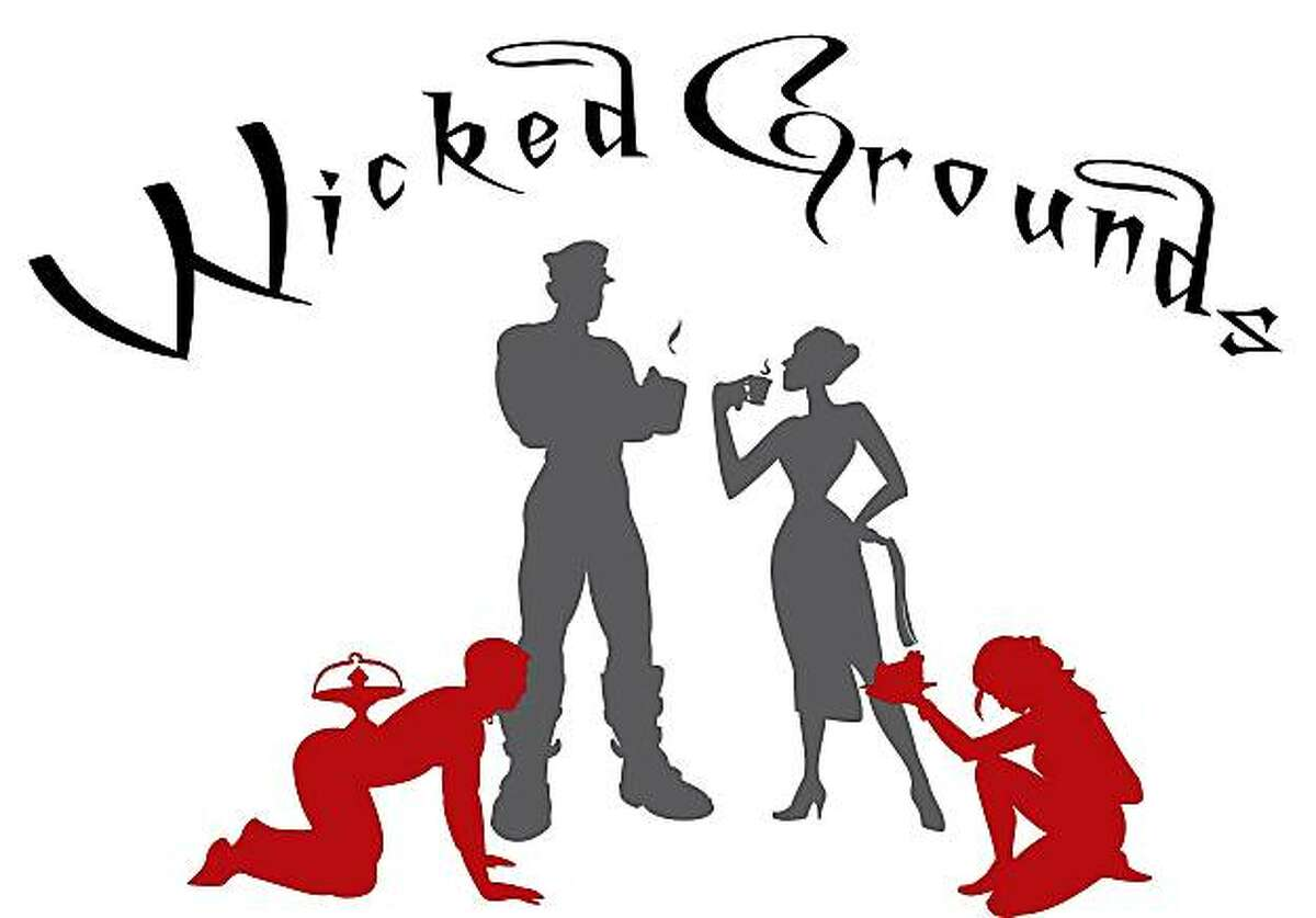 Wicked Grounds Cafe logo
