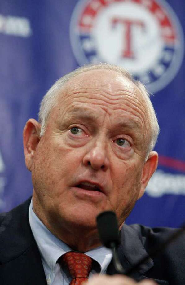Buck Harvey says the Astros need their own Nolan Ryan. Photo: AP