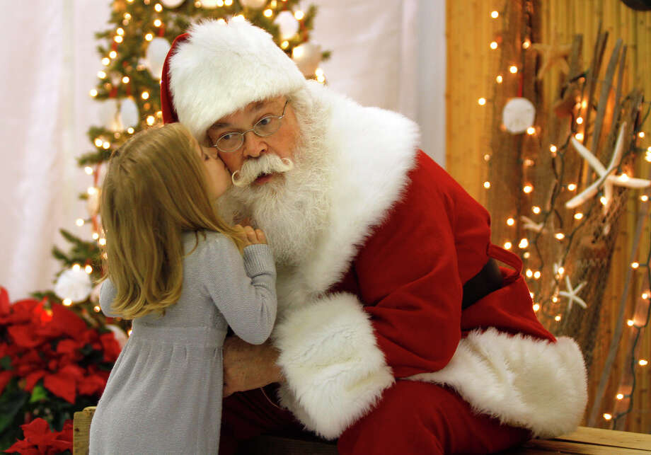 Yes, Virginia, there is a Santa Claus. He exists as certainly as love and generosity and devotion exist, and you know that they abound and give to your life its highest beauty and joy. Photo: File Photo, Associated Press / FR170645 AP