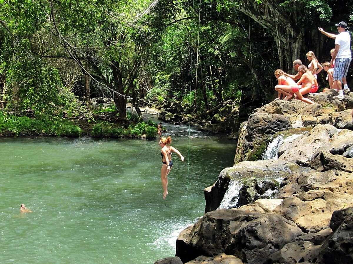 Where: Lihue, Hawaii Median round-trip airfare:427 dollars