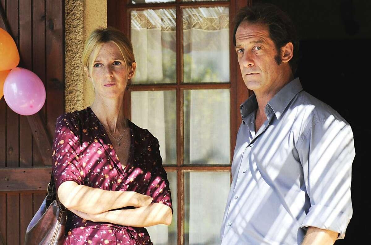 Sandrine Kiberlain and Vincent Lindon in