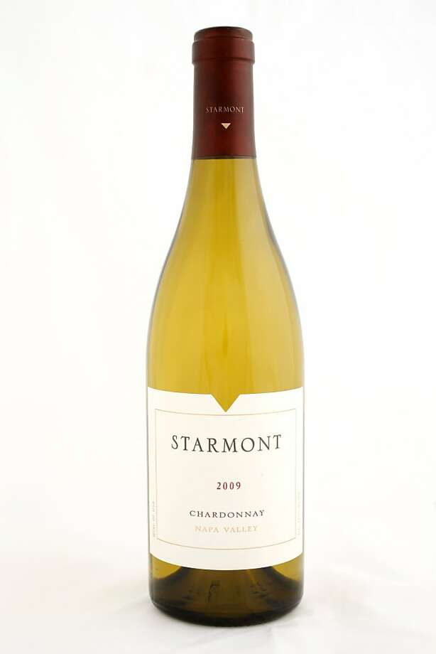 2009 Starmont Carneros Chardonnay Photo: Craig Lee, Special To The Chronicle