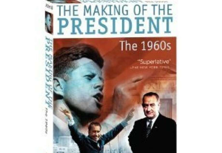 dvd cover THE MAKING OF THE PRESIDENT: THE 1960s Photo: Athena, Amazon.com