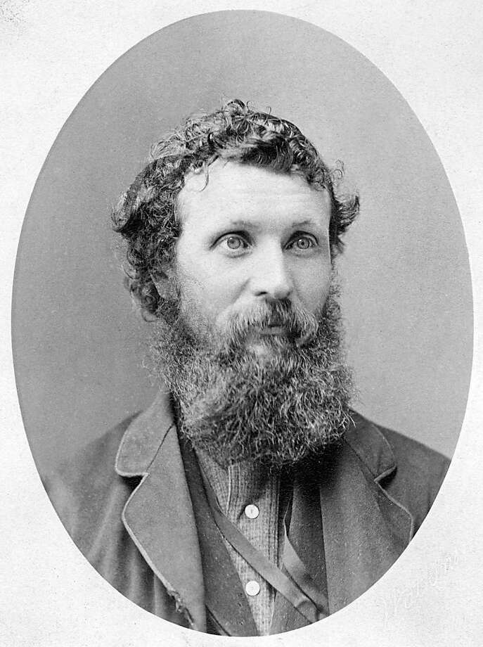 Young John Muir Photo: Courtesy Of Holt Atherton