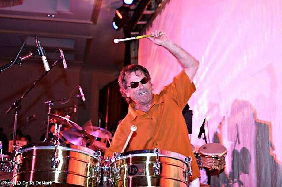 Mickey Hart . Photo: Doug DeMark