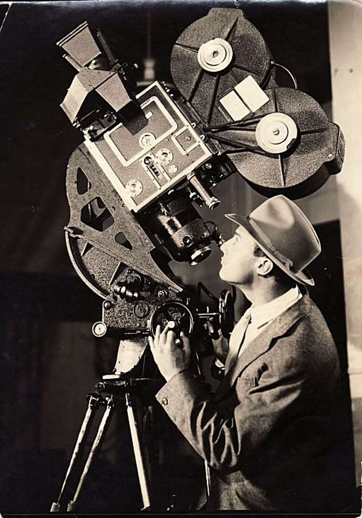 Cinematographer Jack Cardiff in CAMERAMAN: THE LIFE AND WORK OF JACK CARDIFF